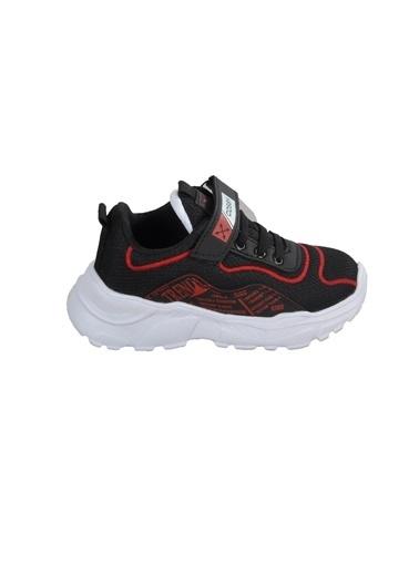 Cosby 306 Buz-Pembe Çocuk Spor Ayakkabı Siyah